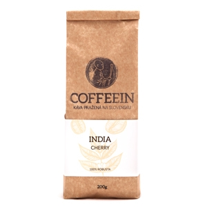 India Kaapi Royal - 100 % robusta (200g,szemes kávé)